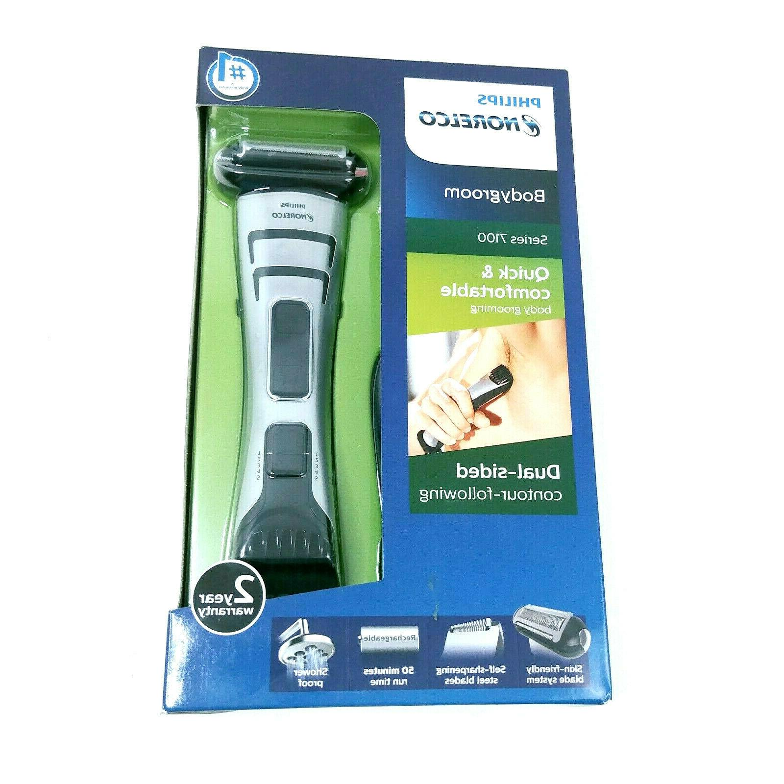 Philips Norelco Bodygroomer BG2040/49 - skin friendly, showe