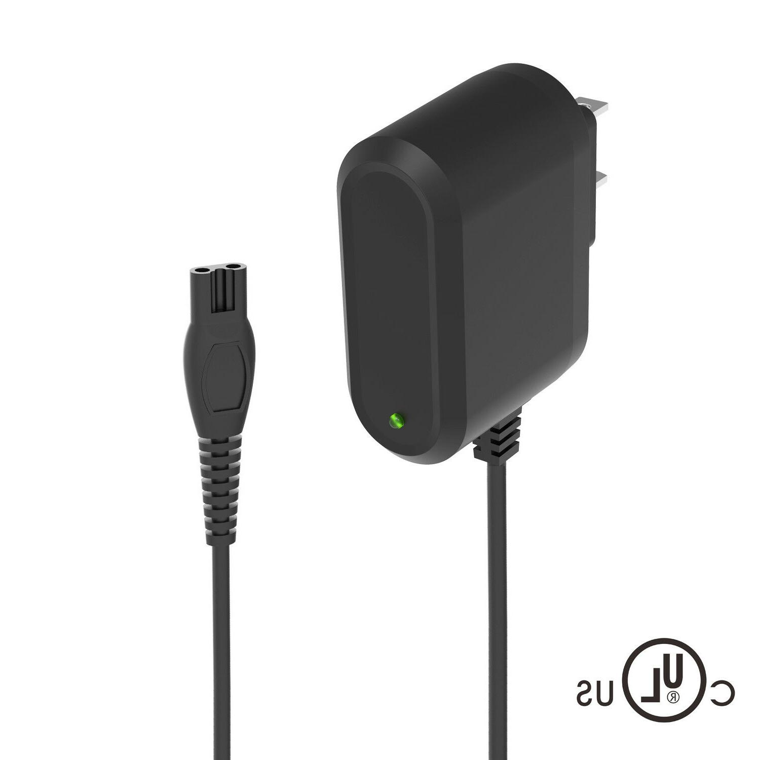 charger adapter for philips norelco beard trimmer