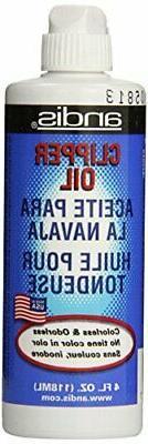Andis  Clipper Oil 4 oz., 12 Count