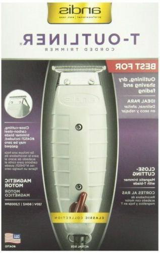 Andis Clippers Professional T-Outliner Trimmer