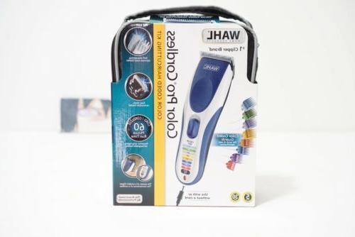 color pro 21 piece cordless hair clipper