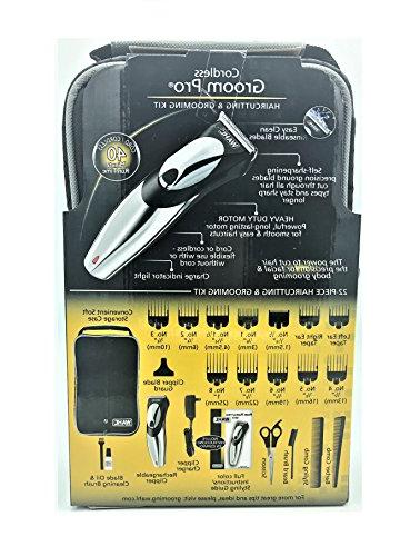 Wahl Groom Haircutting and Grooming Kit