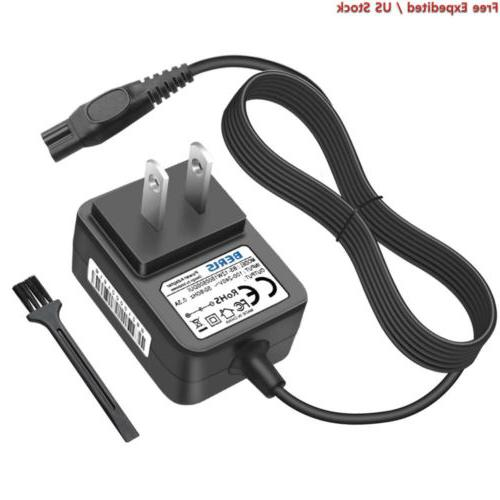 IBERLS DC Philips Shaver Charger Supply Adapter Cord for Pro Precision, Bodygroom, Speed-XL