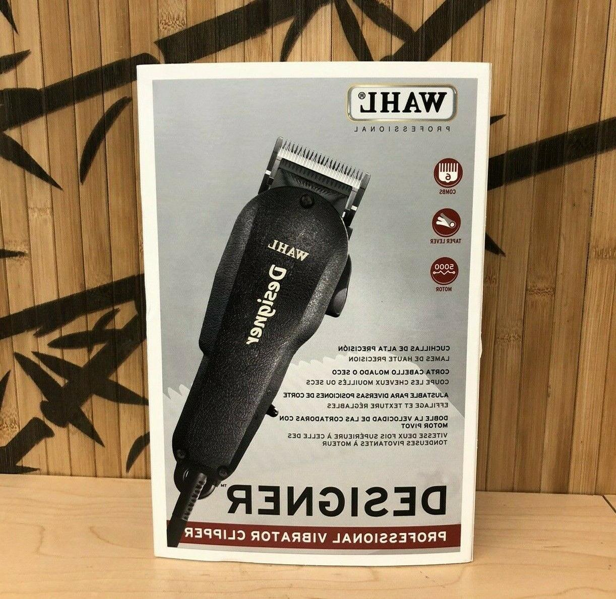 designer vibrator hair clipper