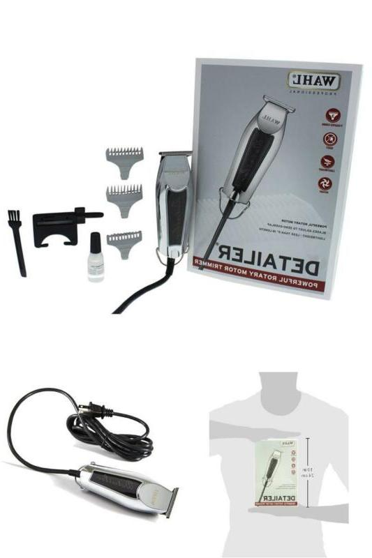 detailer kit rotary motor detail trimmer beard
