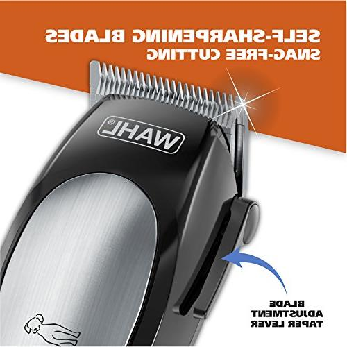 WAHL Lithium Ion Pro Series Cordless Rechargeable Grooming Hair Small/Large Thick Coats, Cats The Brand Used Professionals. #9766