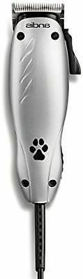 Andis EasyClip 10 pc Adjustable Pet Clipper Trimmer Kit