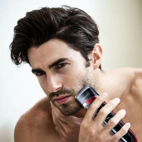 Hatteker Hair Cut Clipper Men's Shaver Machine Razor Nose