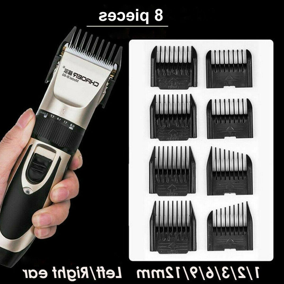 Electric Trimmer Shaver Cordless Haircut Barber Razor