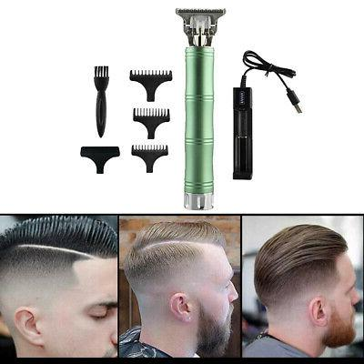 Electric Trimmer Men's Clipper with Cape
