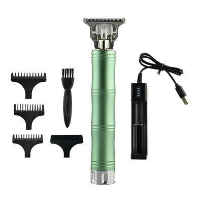 Electric Trimmer Cordless Boys Men's Cape Kit Home