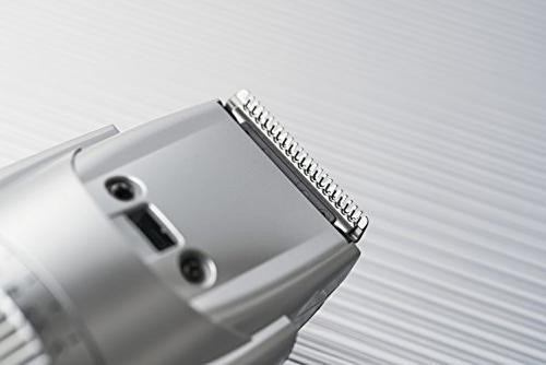 Panasonic Beard Trimmer Mustache Trimmer Men ER-GB40-S, Trimmer 19 Trim Settings, Washable