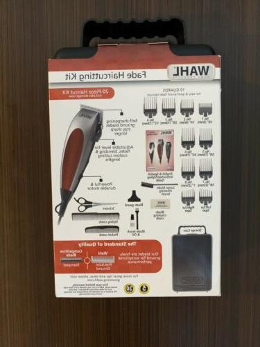 WAHL Piece Kit Trimmers
