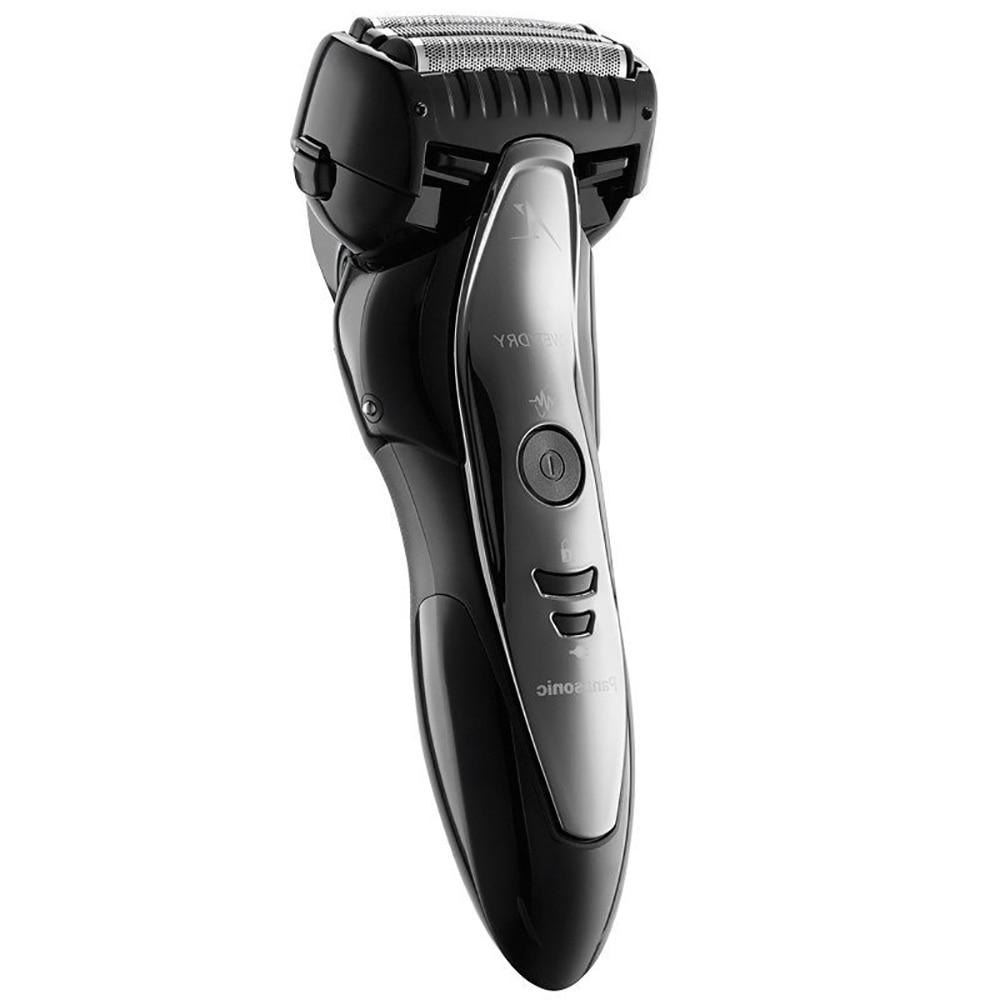 <font><b>Panasonic</b></font> electric men's rechargeable razor with Pop-up hair <font><b>trimmer</b></font> waterproof fast