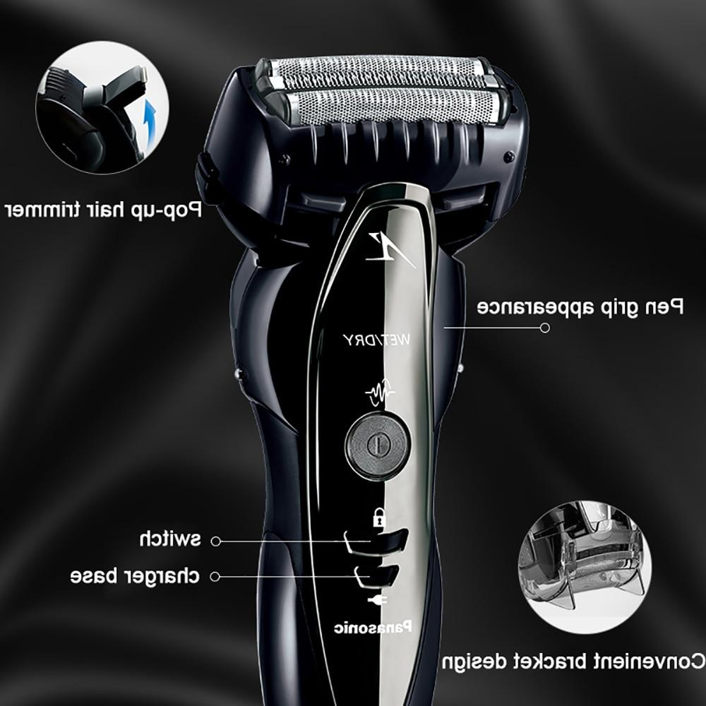 <font><b>Panasonic</b></font> for men's ES-ST29 rechargeable razor <font><b>trimmer</b></font> waterproof one hour fast