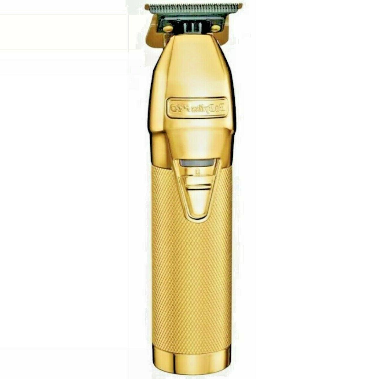 BaByliss Pro Gold FX Collection Outliner & Double Foil Shave