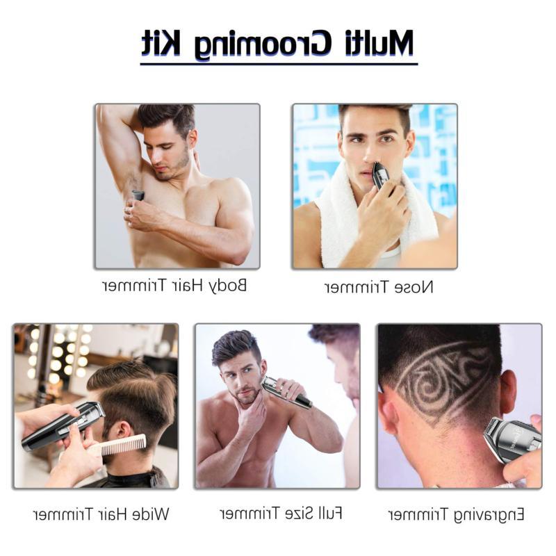 HATTEKER Hair Trimmer Kit T