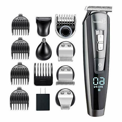 hair clipper beard trimmer kit for men