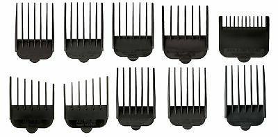 hair clipper guide comb set