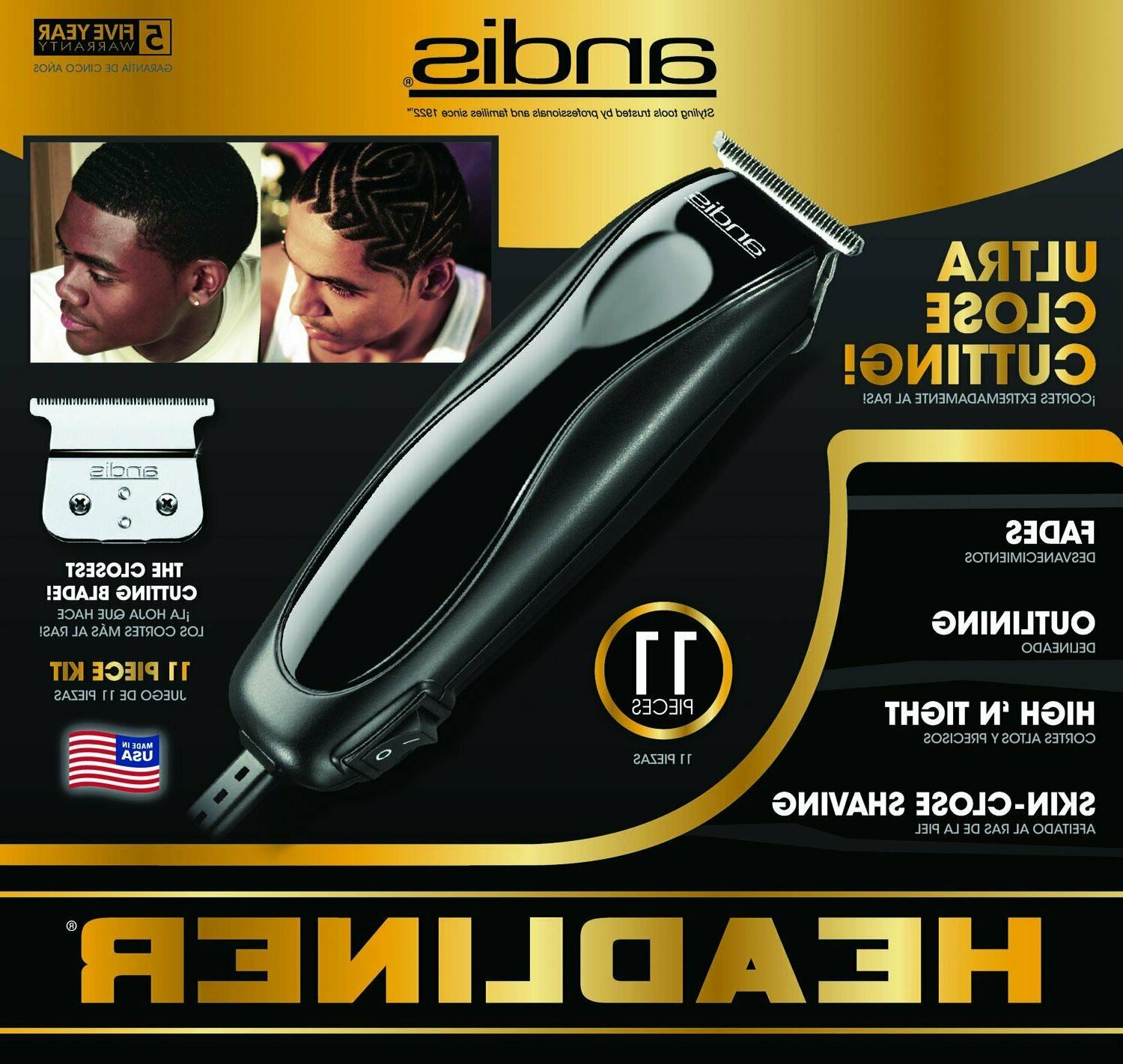Andis Professional Trimmer Barber Cut Clippers Grooming