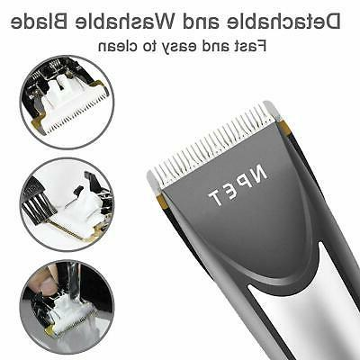 Hair Clippers for Men USB 5 Speed Blade