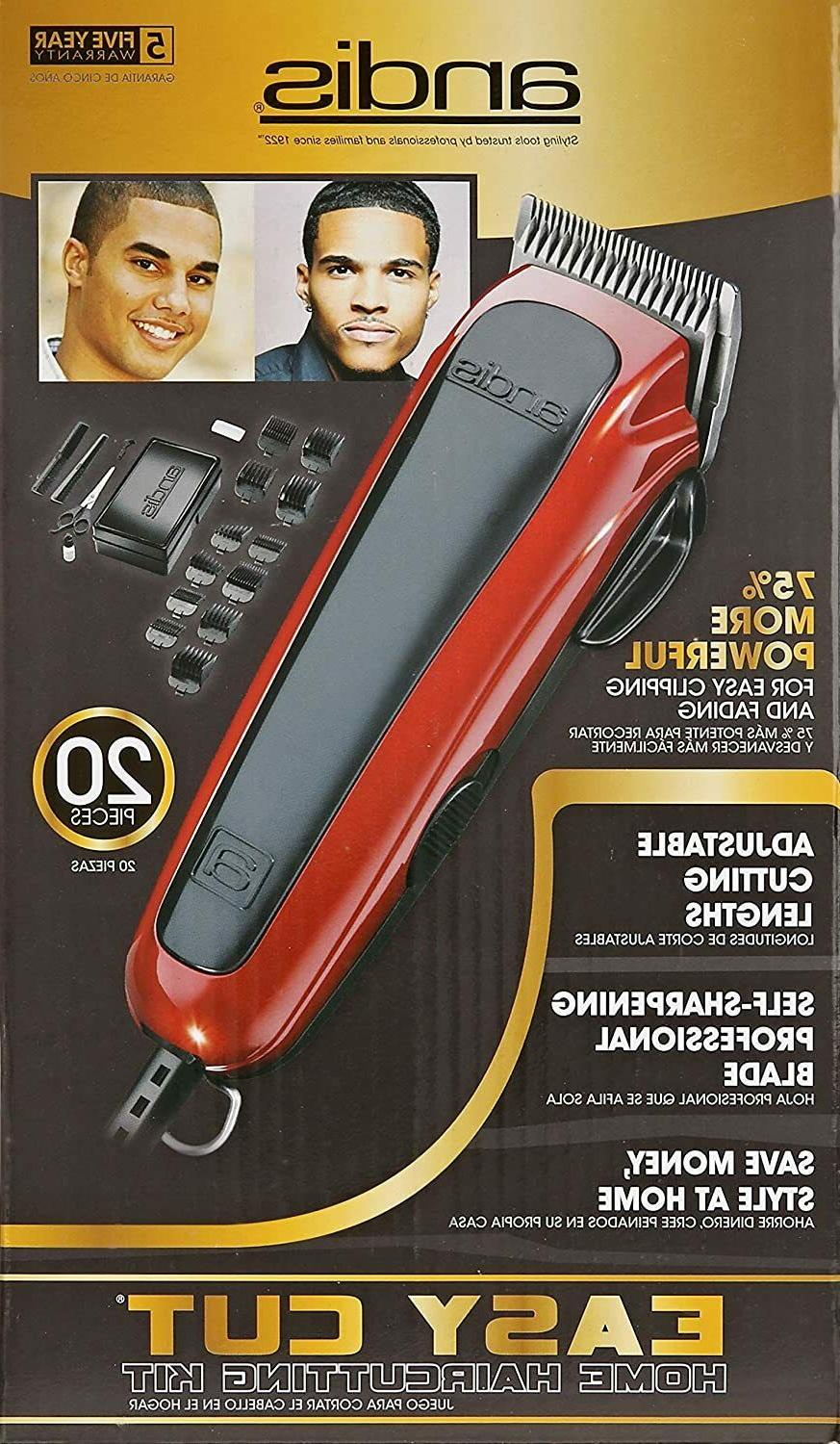Andis Barber Clipper Haircut kit Pc