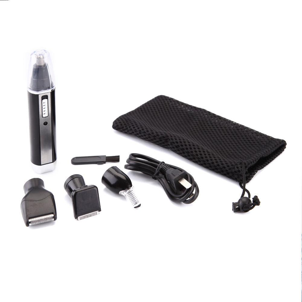 4 in Hair Professional Eyebrow Nose Trimmer Shaver