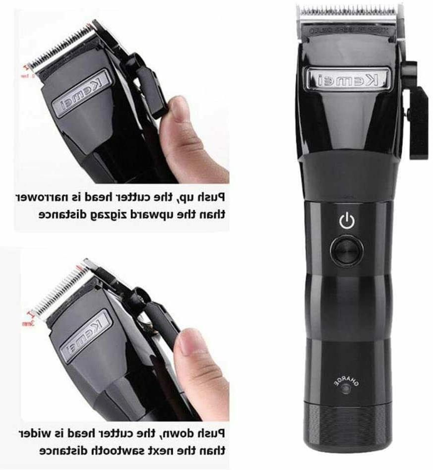 Hair Trimmer Cutting Groomer Precision