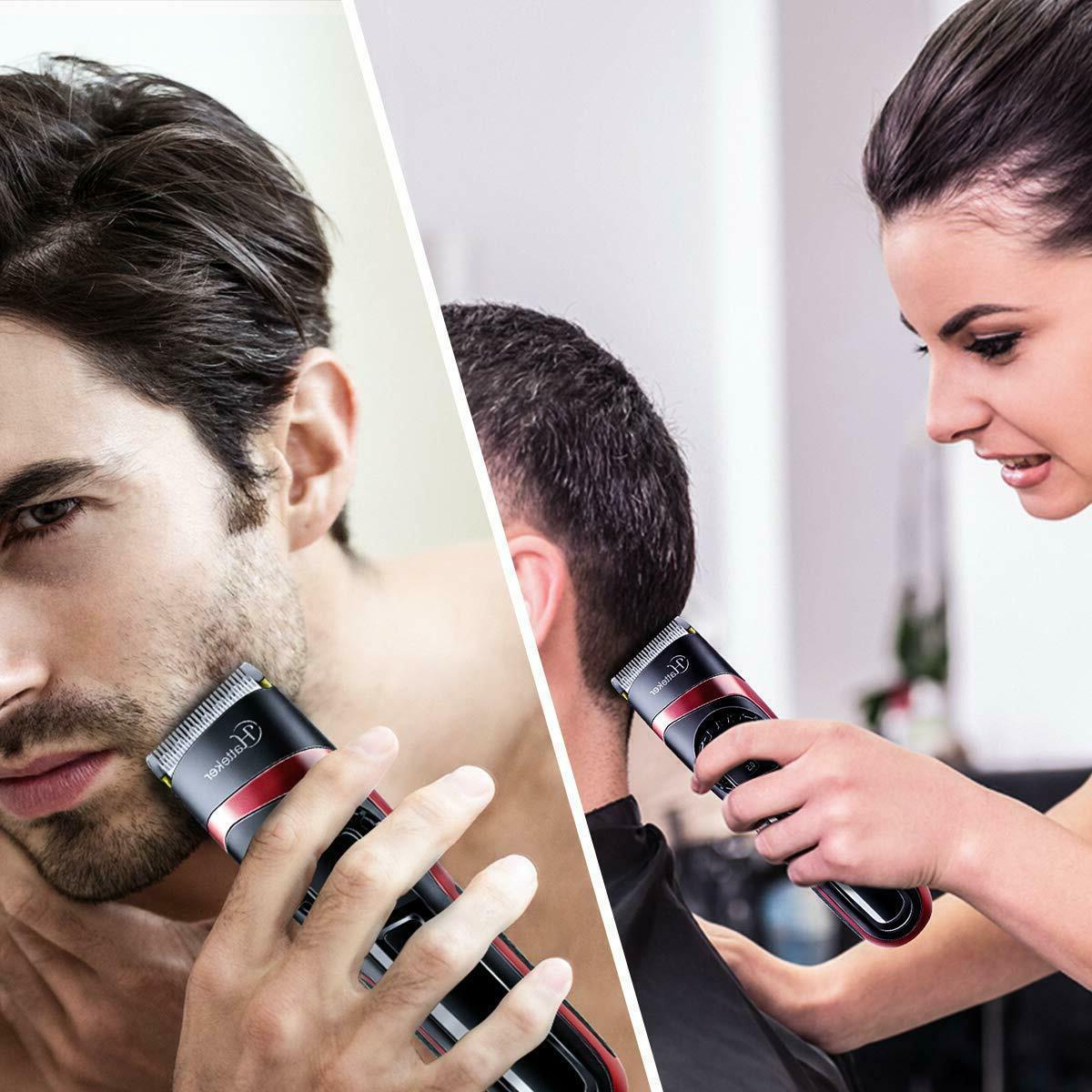 Hair for Men Cordless Hair Professional Men's Beard Trimmer