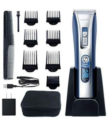 hair trimmer cordless clippers