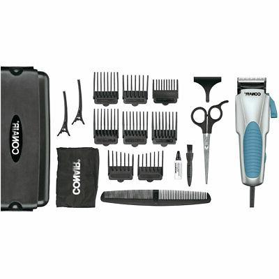 hc244ngbv 18 piece corded hair cutting clipper