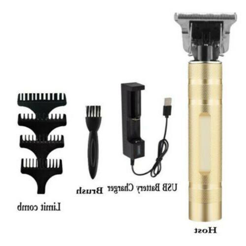 Men Electric Trimmer Wireless Portable Clipper Razor