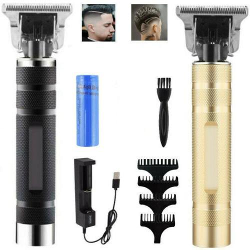 kemei men electric pro cordless trimmer wireless