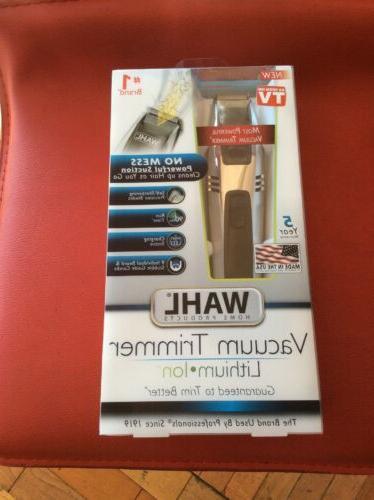 lithium ion vacuum trimmer kit model 9870