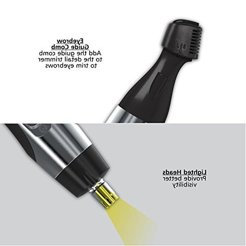 Wahl Powered Lighted Detailer