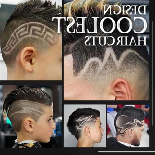Men Trimmer Wireless Haircut Clipper Razor 2020