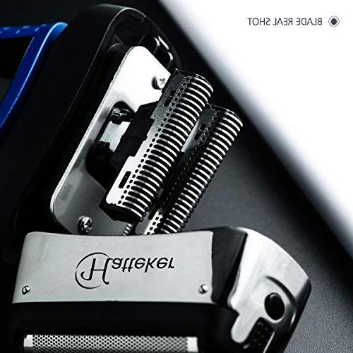 Hatteker Shaver Foil Wet Electric Pop Precision Replacenment Blade