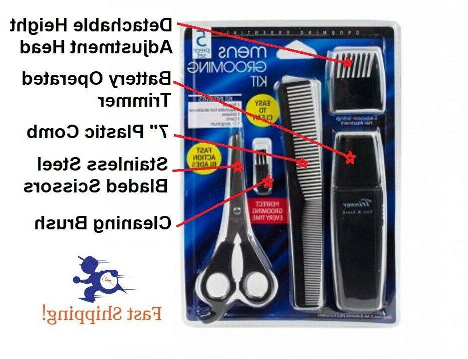 Men's Haircut Clippers Comb