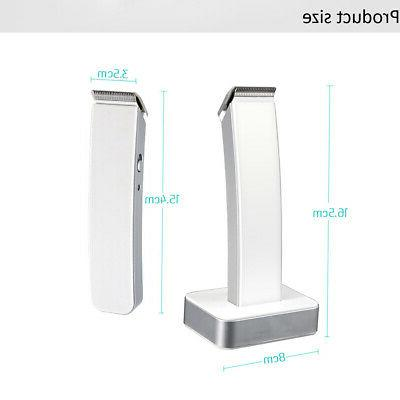 Wireless Electric Rechargeable Trimmer Clipper Beard Shaver Razor