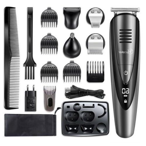 mens beard trimmer body mustache hair trimmer