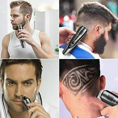 Hatteker Mens Beard Grooming Kit Trimmer