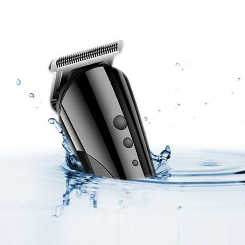 KEMEI Mens Electric Hair Cut Machine Nose Set