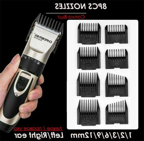 Professional Men Hair Trimmers Haircut kit