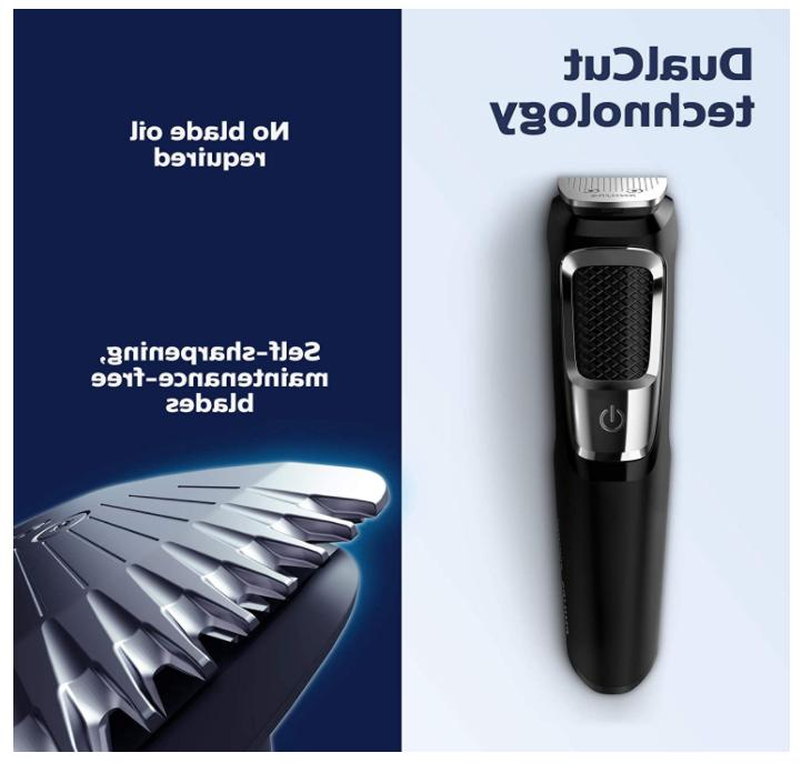 Philips Norelco MG3750 Series 3000 13 Attachment Beard Trimmer