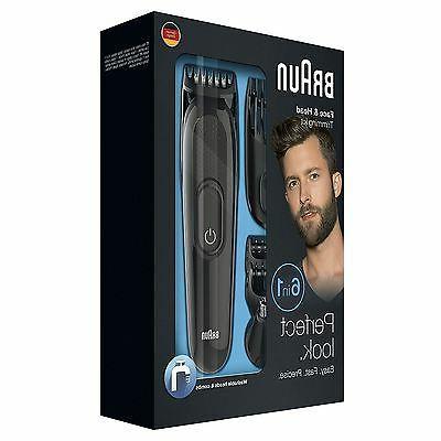 Braun MGK3020 Kit Hair Clipper Trimming