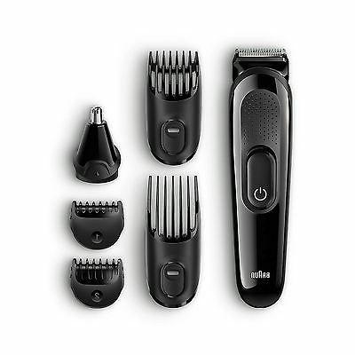 Braun Multi-Grooming Kit & Hair Clipper Trimming Shaver