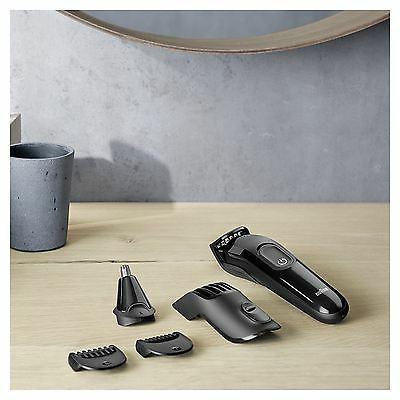 Braun Kit 6-in-1 Beard & Hair Clipper Trimming