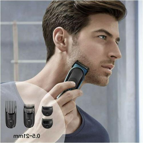 Braun MGK3980 9 in 1 cordless cut body Groom Kit