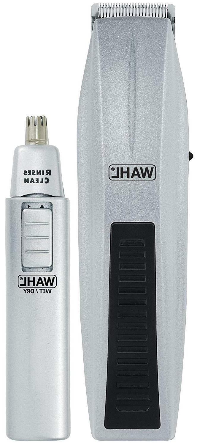 WAHL MUSTACHE TRIMMER Compact Ear Brows Set