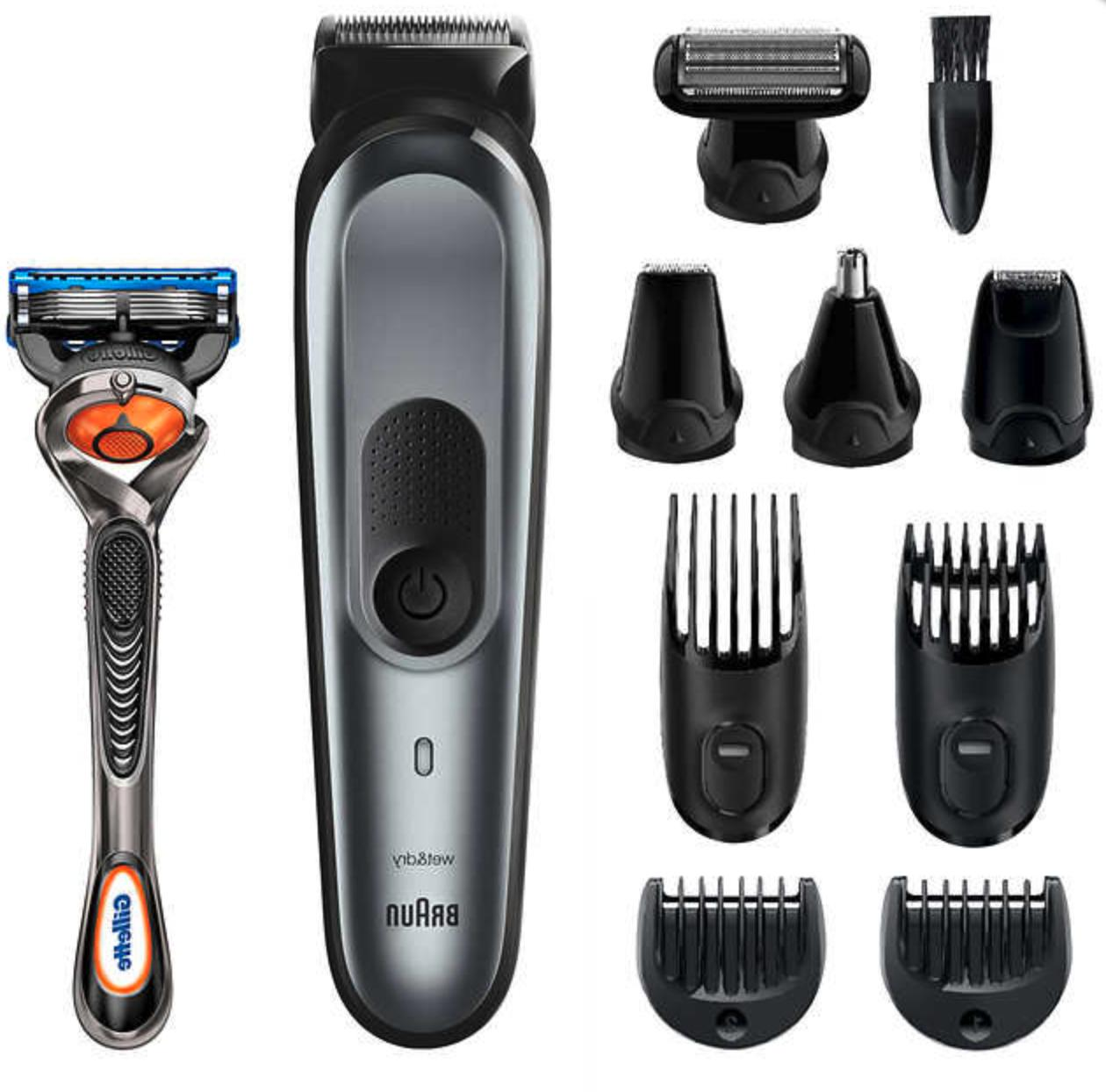 new mgk7221 10 in 1 hair trimmer